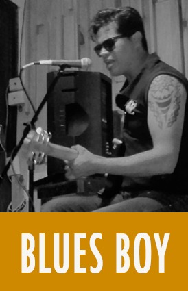 Blues Boy con Salida de Emergencia